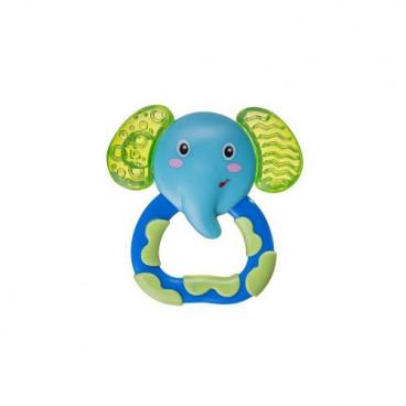 Akuku Κουδουνίστρα Μασητικό Ελέφαντας Α0370