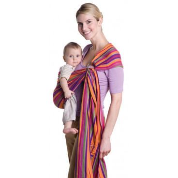 Amazonas Μάρσιπος Ring Sling Lollipop 180cm AZ-5060230