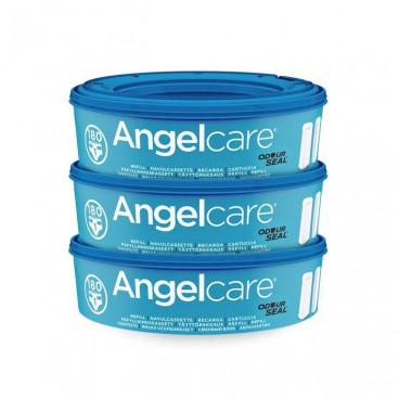 Angelcare 3 Pack Refills 3 Πλή Ανταλλακτική Κασέτα AC1100 BR74586