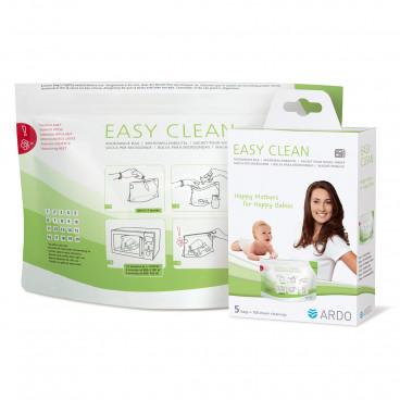 Ardo Σακουλάκια Αποστείρωσης Για Φούρνο Μικροκυμάτων Easy Clean 5τεμ 63.00.186