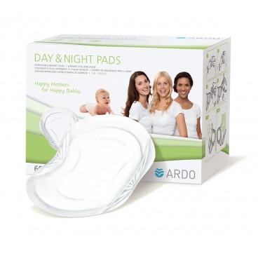 Ardo Επιθέματα Στήθους Μιας Χρήσης Day And Night Pads 30τεμ 63.00.184