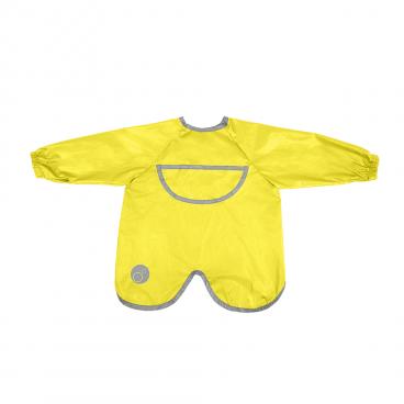 B.BOX Σαλιάρα Ολόσωμη Με Μανίκια Smock Yellow 0107020000080