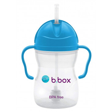 B.BOX Κύπελλο Sippy Cup 240ml Blue 0107020000032