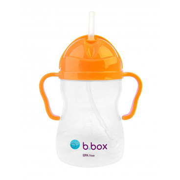 B.BOX Κύπελλο Sippy Cup 240ml Orange 0107020000032