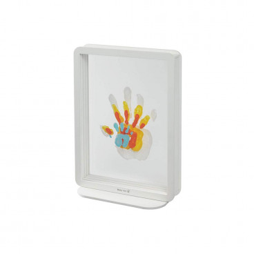 Baby Art Αποτύπωμα Χεριών Family Touch White BR71703