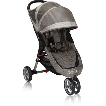 Baby Jogger Καρότσι City Mini 3 Wheels Sand Stone BJ11457
