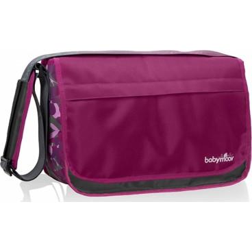 Babymoov Τσάντα Αλλαξιέρα Messenger Bag Hibiscus A043545