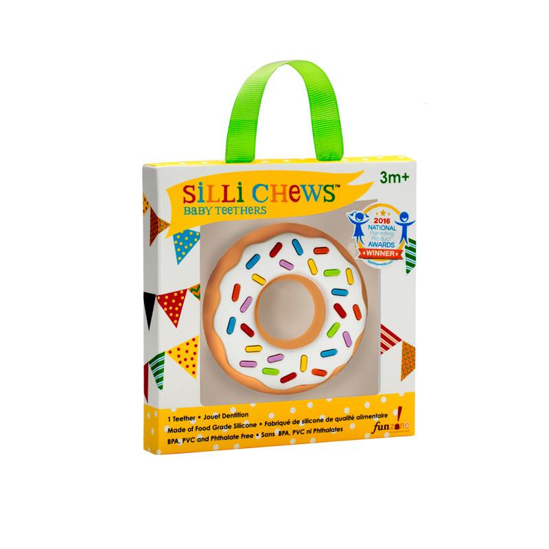 Baby To Love Κρίκος Οδοντοφυΐας Donuts SC-6