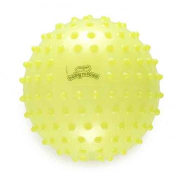 Baby To Love Sensory Ball Μπάλα Δραστηριοτήτων Κίτρινο BTL370329