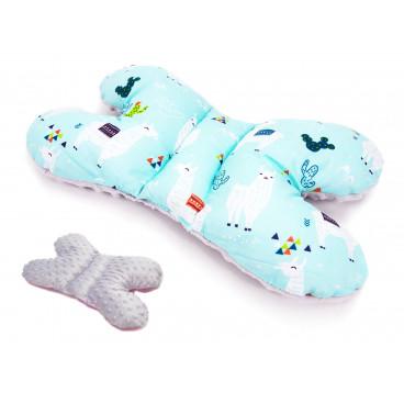 Babycute Παιδικό Μαξιλαράκι Αυχένα Mint Lamy B103