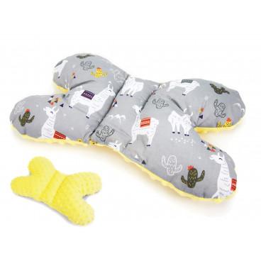 Babycute Παιδικό Μαξιλαράκι Αυχένα Yellow B103
