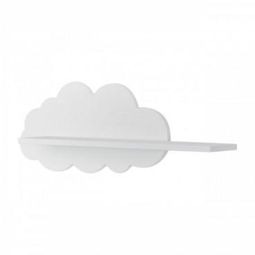 Babycute Ράφι Τοίχου Cloud Λευκό 11145