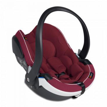 BeSafe Κάθισμα Αυτοκινήτου iZi Go Χ1 Modular I-Size 0-13Kg Burgundy  Melange 11008150-BuM