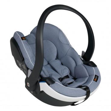 BeSafe Κάθισμα Αυτοκινήτου iZi Go Χ1 Modular I-Size 0-13Kg Cloud  Melange 11008150-ClM