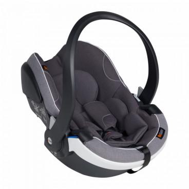 BeSafe Κάθισμα Αυτοκινήτου iZi Go Χ1 Modular I-Size 0-13Kg Metallic Melange 11008150-MeM