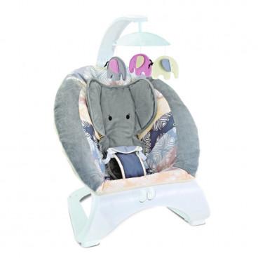 Bebe Stars Ρηλάξ Elephant Grey 316-186