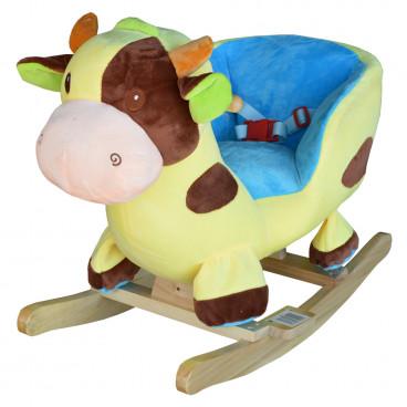 Bebe Stars Ξύλινο Κουνιστό Ζωάκι Cow 101