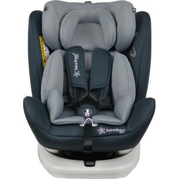 Bebe Stars Κάθισμα Αυτοκινήτου Levante Isofix 360° 0-36KG Grey 910-186