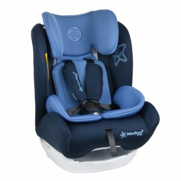 Bebe Stars Κάθισμα Αυτοκινήτου Macan Isofix 0-36KG Blue 920-181