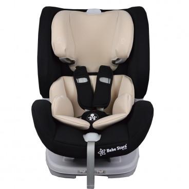 f0dd90ff834 Bebe Stars Κάθισμα Αυτοκινήτου Maxim Isofix 9-36KG Beige 921-188