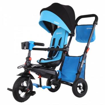 29e0c98a530 Bebe Stars Τρίκυκλο Ποδηλατάκι Easy Magic 360° Blue 810-181