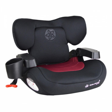 Bebe Stars Κάθισμα Αυτοκινήτου Booster Plus Isofix 15-36kg Ruby 951-185