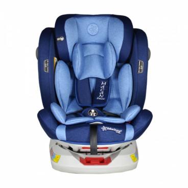 Bebe Stars Κάθισμα Αυτοκινήτου Macan 360° Isofix 0-36KG Blue 920-184