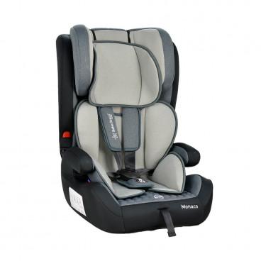 Bebe Stars Κάθισμα Αυτοκινήτου Monaco 9-36kg Grey 931-188
