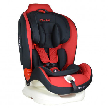 Bebe Stars Κάθισμα Αυτοκινήτου Young Sport  0-25kg Red 905-185