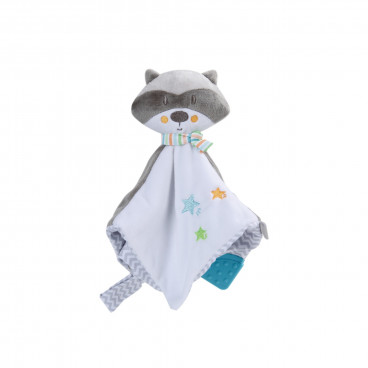 Bebe Stars Πανάκι Αγκαλιάς Raccoon 857-186