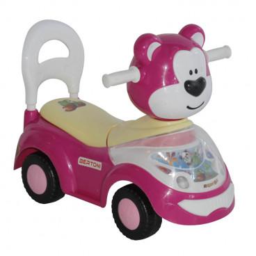 Bertoni Ποδοκίνητο Bear Pink 1005018