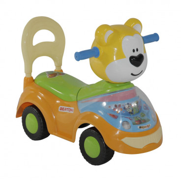 Bertoni Ποδοκίνητο Bear Yellow 1005018
