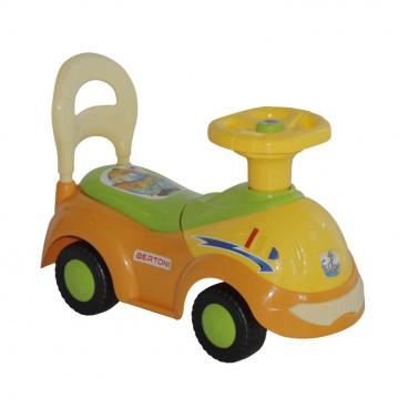 Bertoni Ποδοκίνητο Model Z2 Yellow 1005019