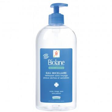 Biolane Λοσιόν Καθαρισμού 500ml BSM500