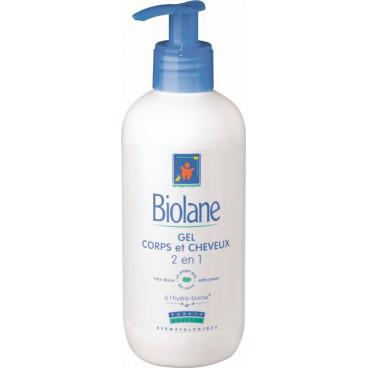 Biolane Σαμπουάν Και Αφρόλουτρο 2 Σε 1 Χωρίς Σαπούνι Δοσομετρητής 350ml BGC350