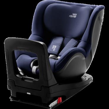 Britax-Romer Κάθισμα Αυτοκινήτου Dualfix i-Size, 40-105cm Moonlight Blue R2000026908