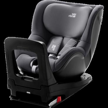 Britax-Romer Κάθισμα Αυτοκινήτου Dualfix i-Size, 40-105cm Storm Grey R2000026907