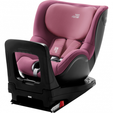 Britax-Romer Κάθισμα Αυτοκινήτου Dualfix i-Size, 40-105cm Wine Rose R2000026906