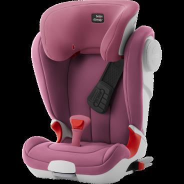 Britax-Romer Κάθισμα Αυτοκινήτου Kidfix II XP Sict, 15-36 kg Wine Rose R2000027876