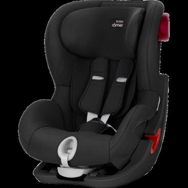 Britax-Romer Κάθισμα Αυτοκινήτου King II Black Series, 9-18 kg Cosmos Black R2000027554