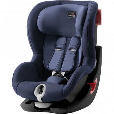 Britax-Romer Κάθισμα Αυτοκινήτου King II Black Series, 9-18 kg Moonlight Blue R2000027560