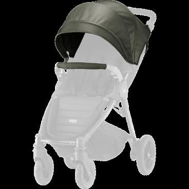 Britax-Romer Σετ Προστατευτικό Κάλυμμα, Ποδόσακος Και Κουκούλα Καροτσιού B-Agile 4 Plus/B-Motion Oli