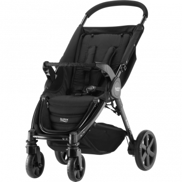 Britax-Romer Καρότσι B-Agile 4 Plus Cosmos Black R2000023122