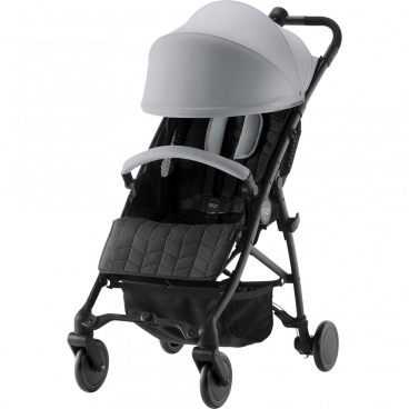 Britax-Romer Καρότσι B-Lite Steel Grey R2000027380