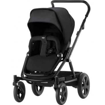 Britax-Romer Καρότσι Go Big Cosmos Black R2000023647