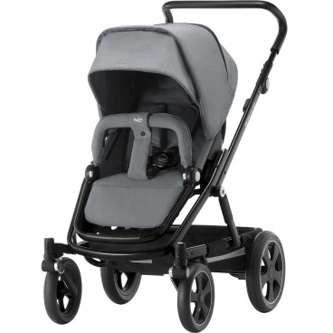 Britax-Romer Καρότσι Go Big Steel Grey R2000023651