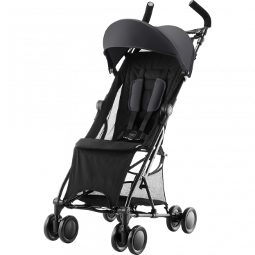 Britax-Romer Καρότσι Holiday Cosmos Black R2000027391