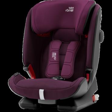 Britax-Romer Κάθισμα Αυτοκινήτου Advansafix IV R, 9-36 kg Burgundy Red R2000030814
