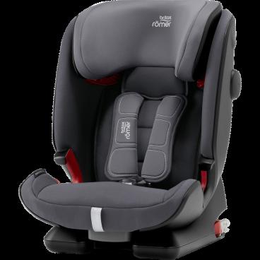 Britax-Romer Κάθισμα Αυτοκινήτου Advansafix IV R, 9-36 kg Storm Grey R2000028887