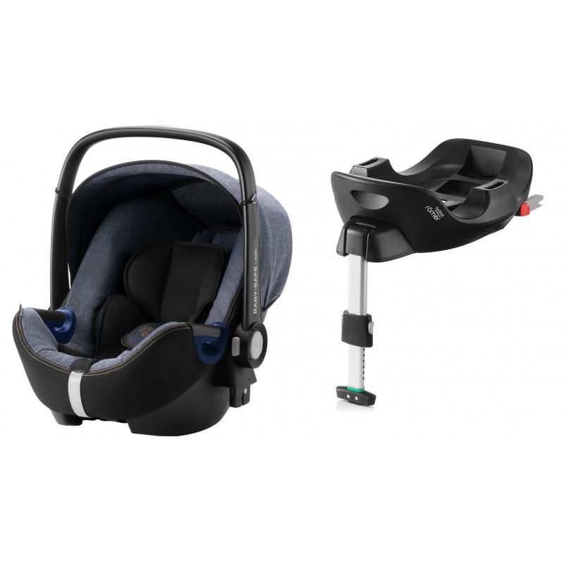 britax romer baby safe 2 i size bundle. Black Bedroom Furniture Sets. Home Design Ideas